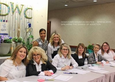 Downtown Womens Center Staff Volunteers