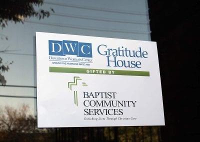 Gratitude House
