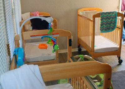 Amarillo Downtown Womens Center Nursery