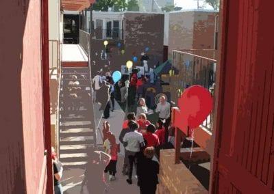 Downtown Womens Center housing