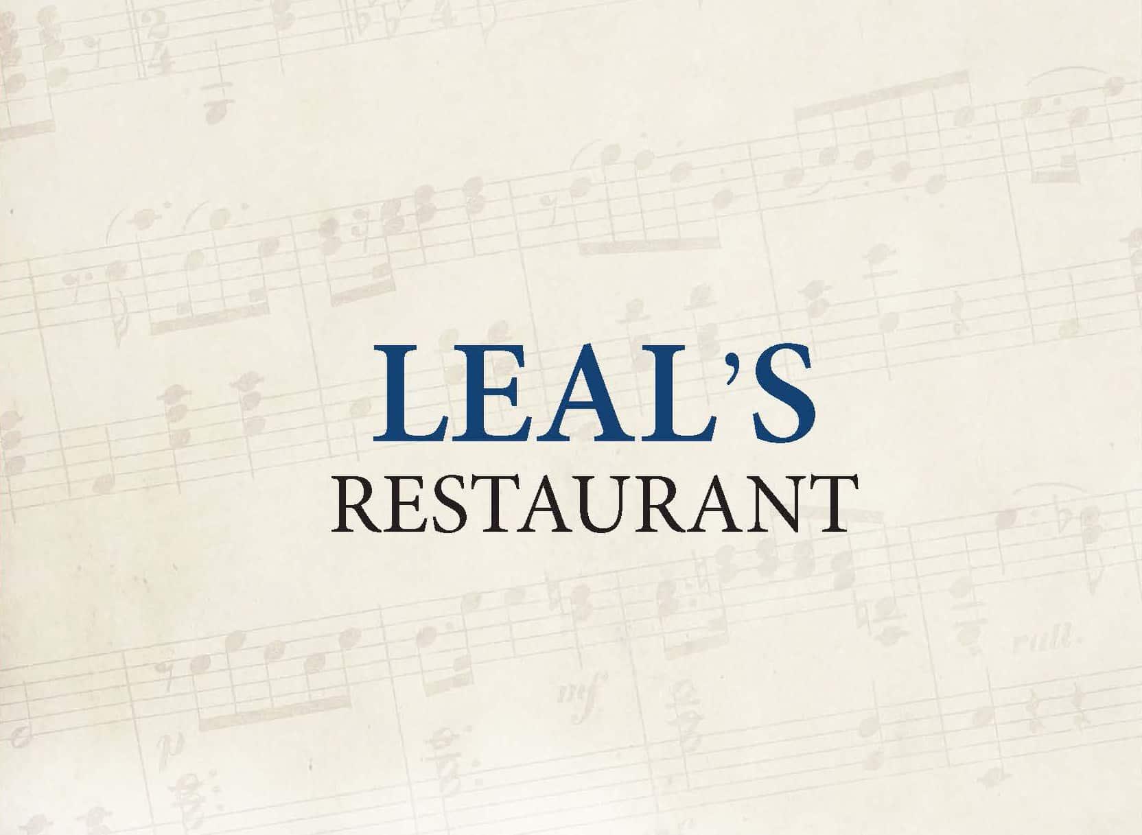 Leal's Restaurant
