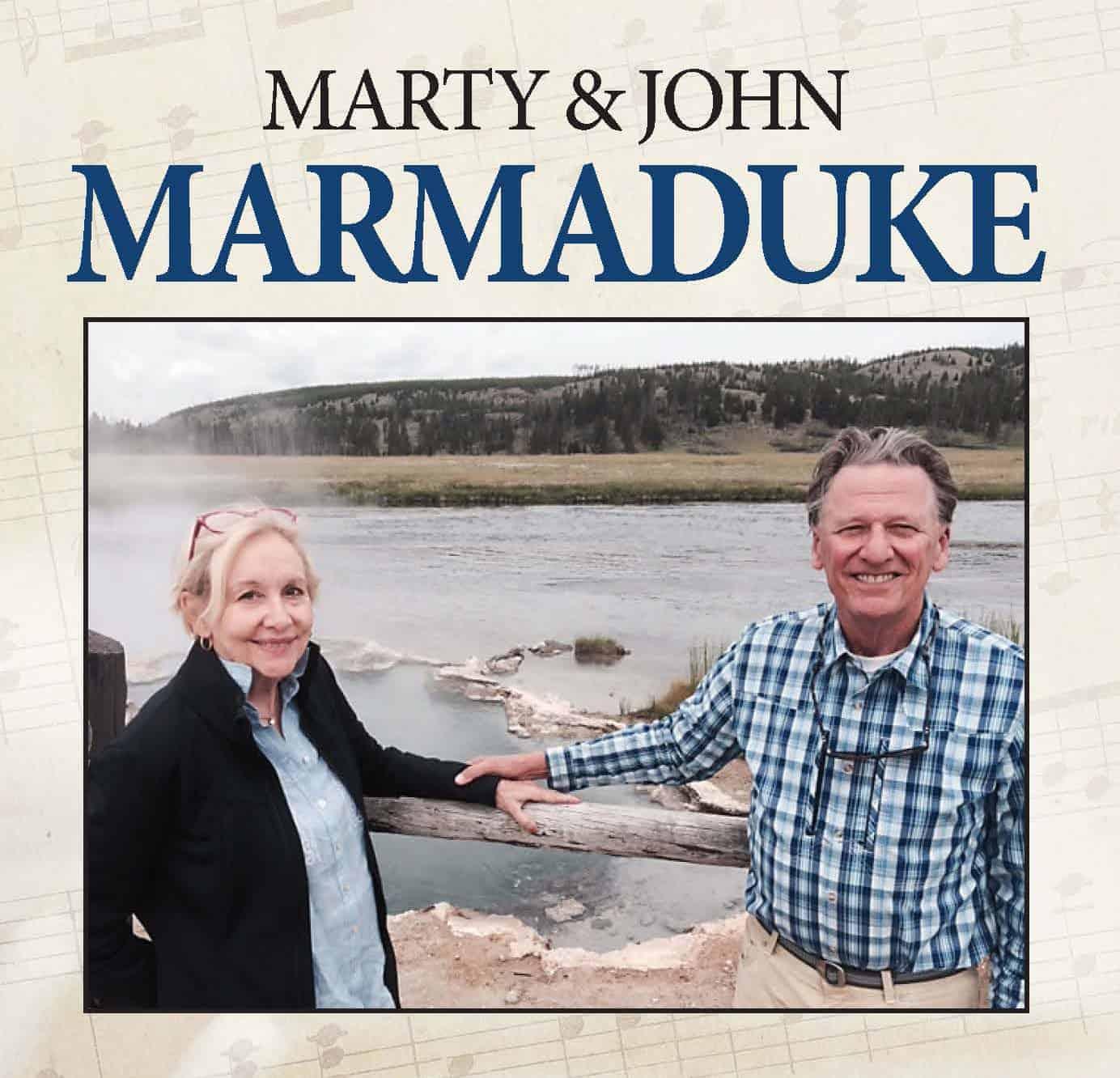 marty and john marmaduke